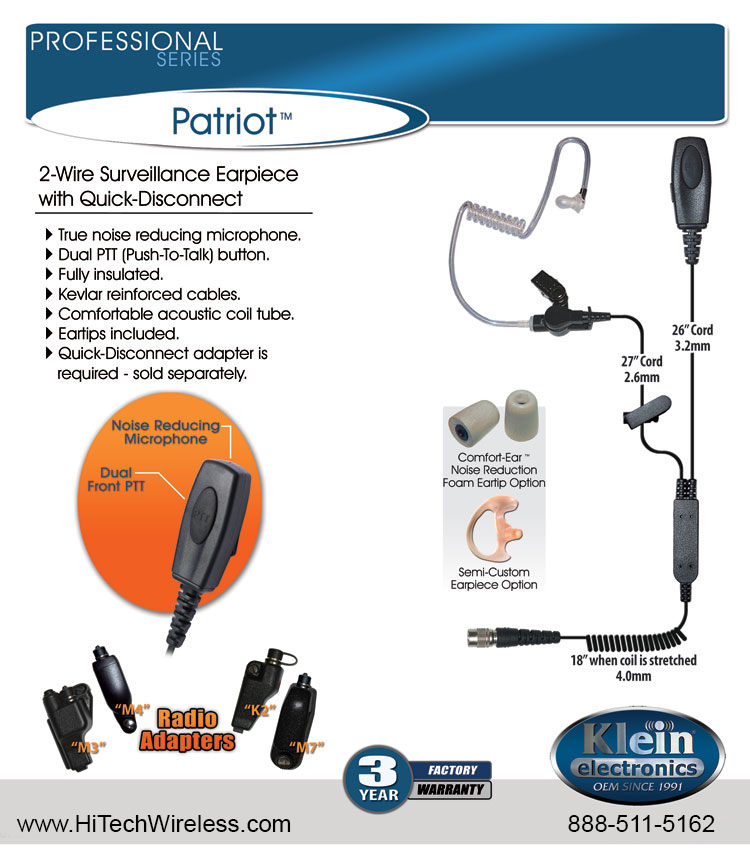 Patriot QD Flyer